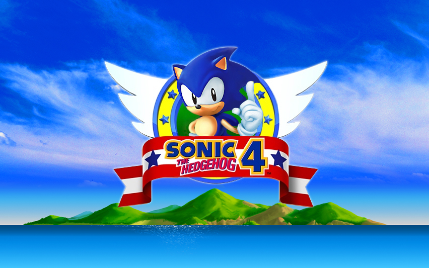 Sonic the hedgehog 4 Genesis. Sawnikdahedgehog4