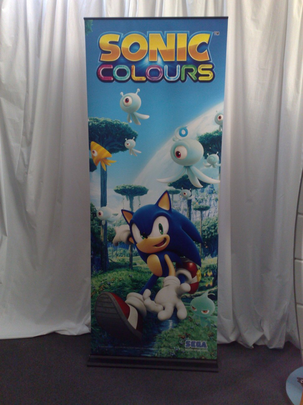 colours banner