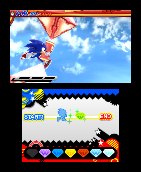 special stage sonic retro