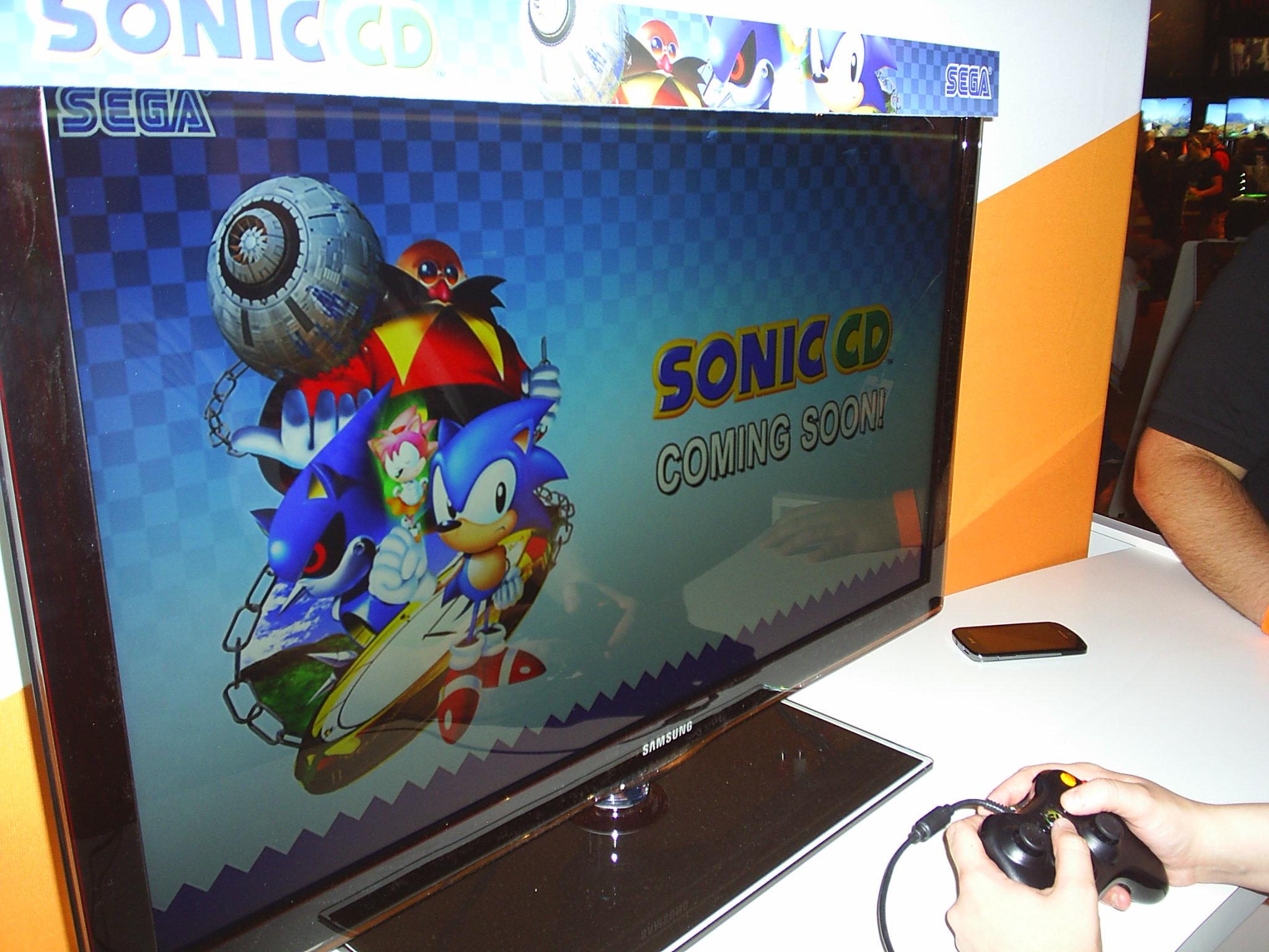 Sonic CD PAX XBLA 07