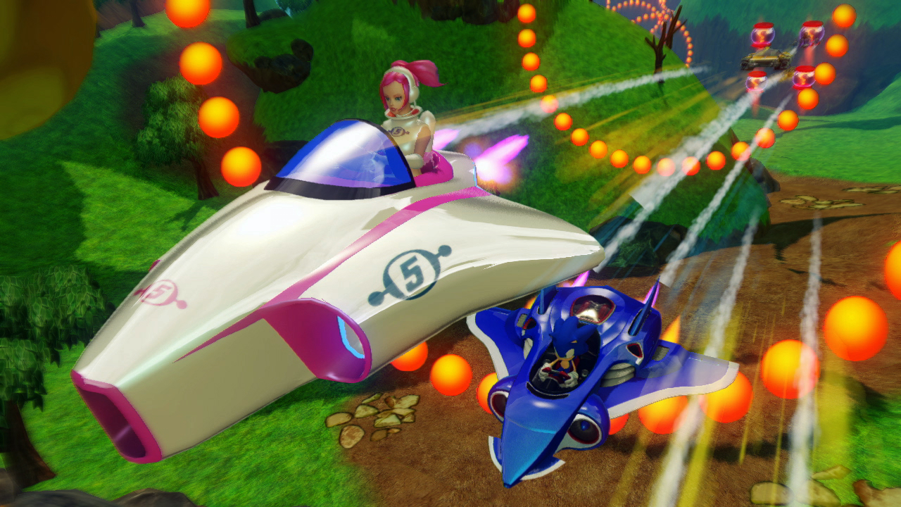 Sonic & All-Stars Racing Transformed – Sonic Retro - Page 2