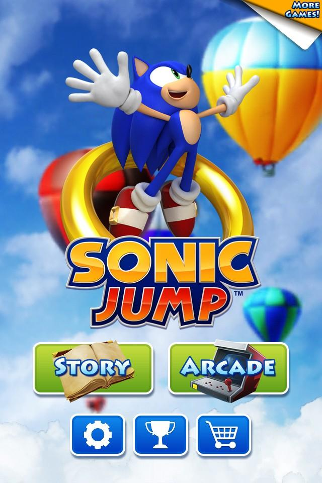 Sonic Jump High Flier Update Now Available – Sonic Retro