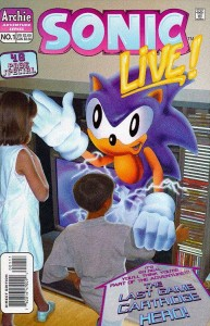 SonicLiveCover