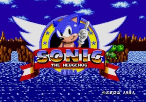 sonic1title
