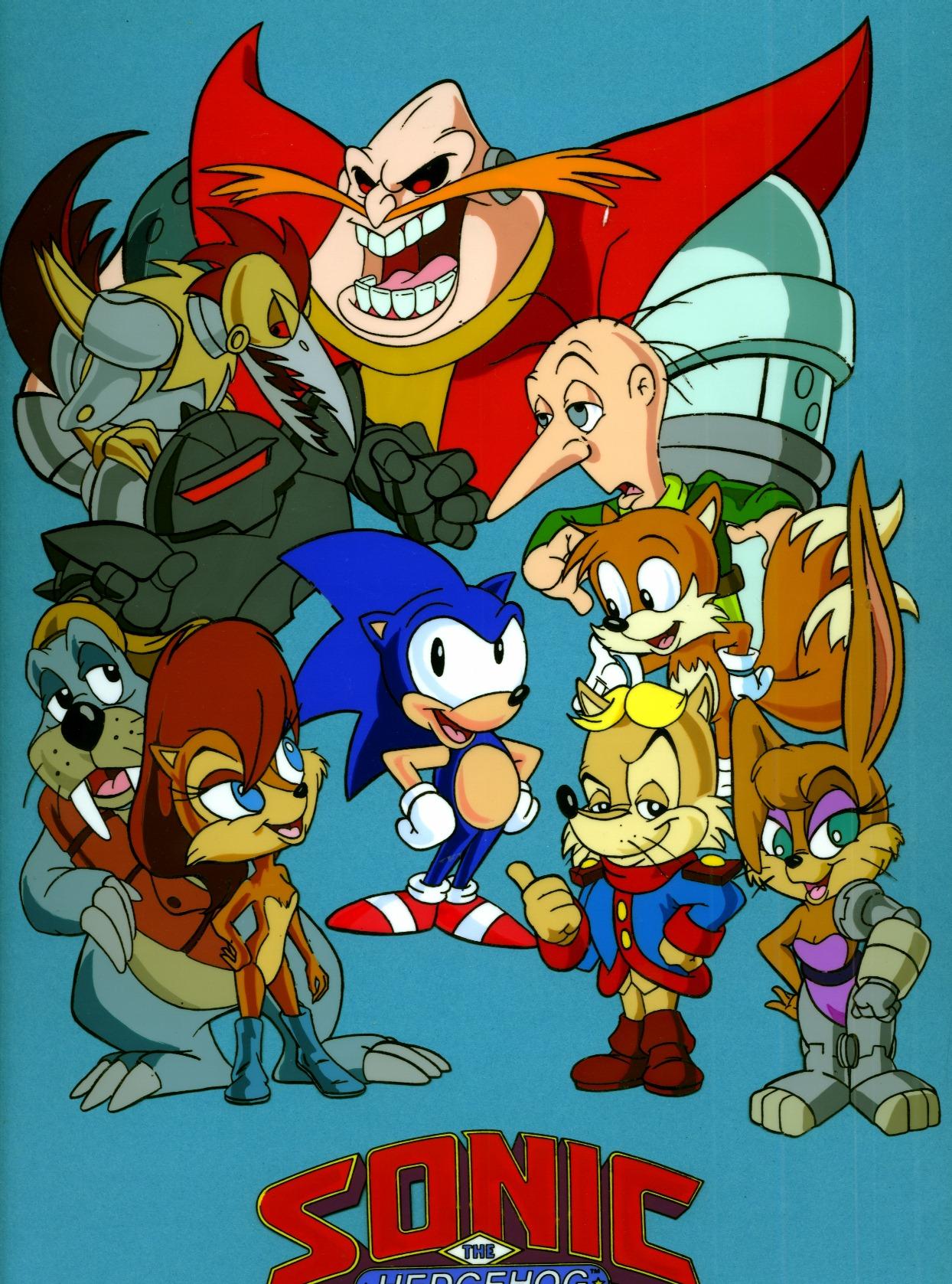 Sonic_-_Master_Cel HQ