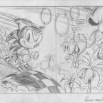 Sonic Chaos Advertisement