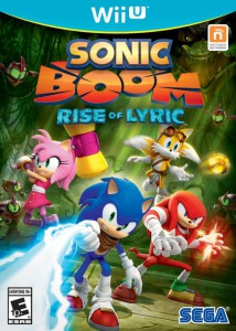 Rise of Lyric Wii U box