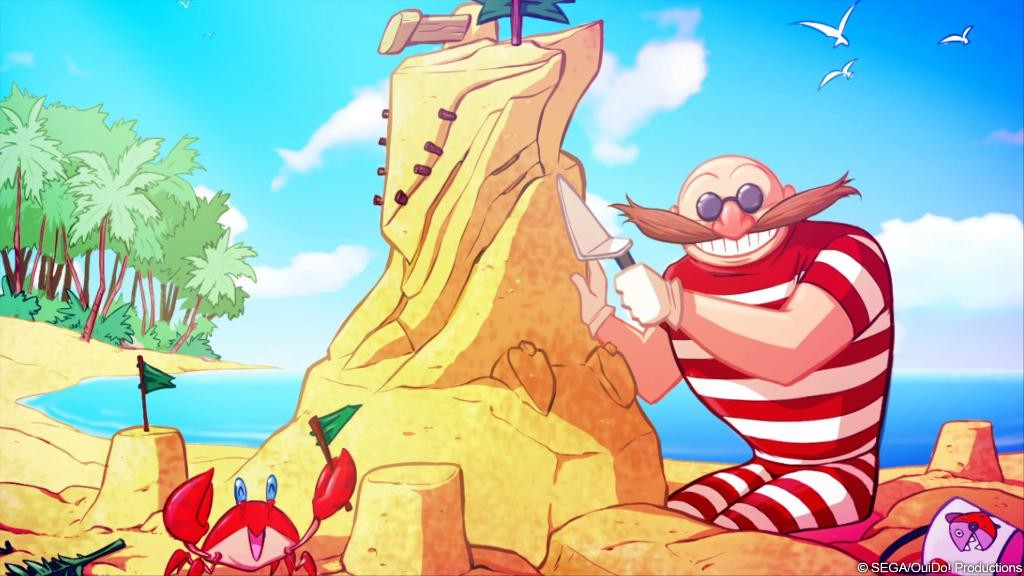Sonic Boom needs more art like this