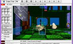 Sonic x-treme level editor