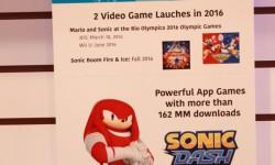 Sonic Toy Fair 2016 1