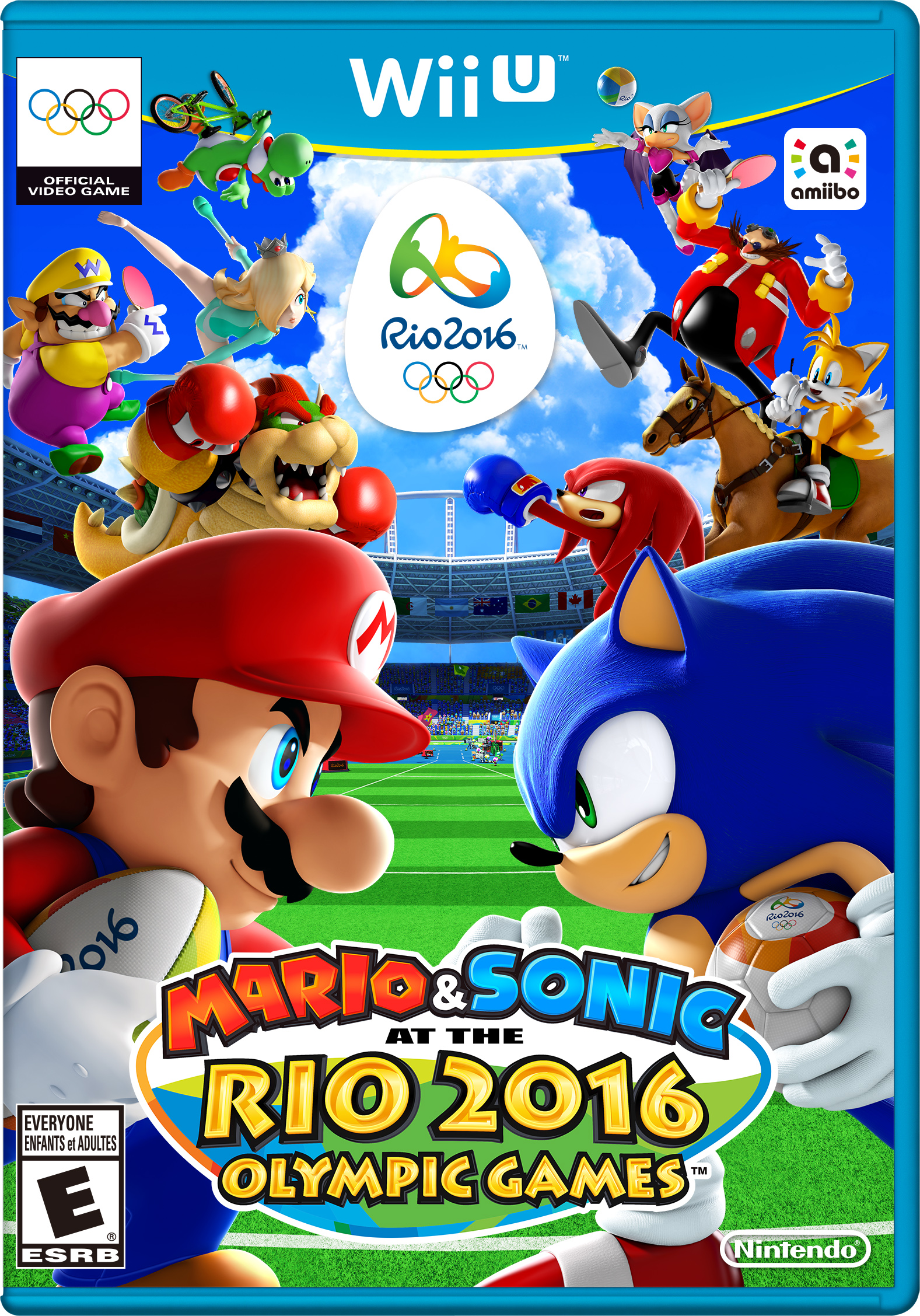 mario and sonic at the 2016 rio olympic games hits the 3ds this month wii u in june sonic retro. Black Bedroom Furniture Sets. Home Design Ideas