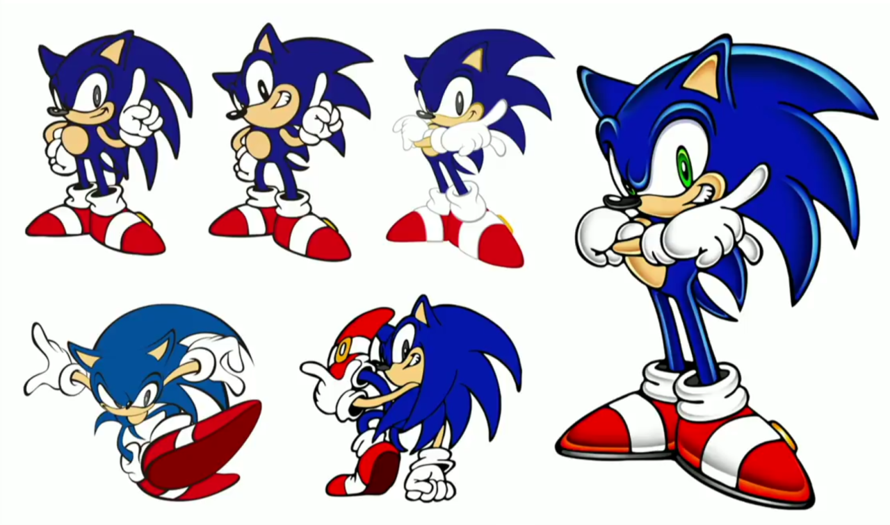 Sonic The Hedgehog Community Thread Ot3 Knuckles Neogaf