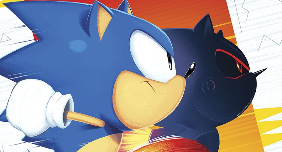 Sonic Mega Drive Next Level cover header