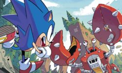 Sonic Mega Drive preview 1
