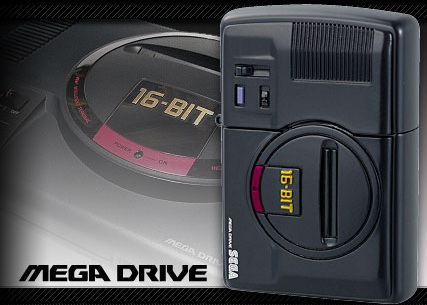 Sega Genesis Zippo