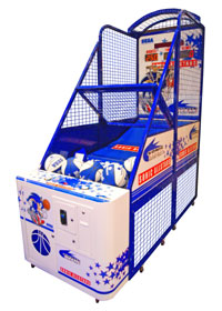 Sonic Basketball