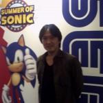 Takashi Iizuka at Summer of Sonic 2012
