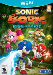 Rise of Lyric Wii U box
