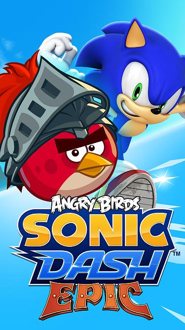 AngryBirdsSonicDashEpic1